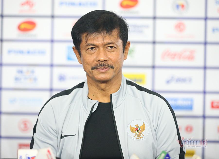 """HLV Indra Sjafri: """"Indonesia có nhiều phương án để thắng U22 Việt Nam"""""""