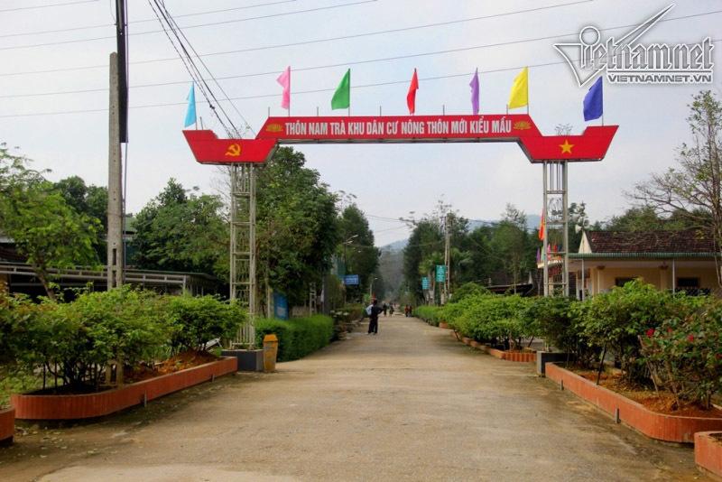 Phú Yên phê duyệt danh sách xây dựng điểm 9 khu dân cư nông thôn mới kiểu mẫu
