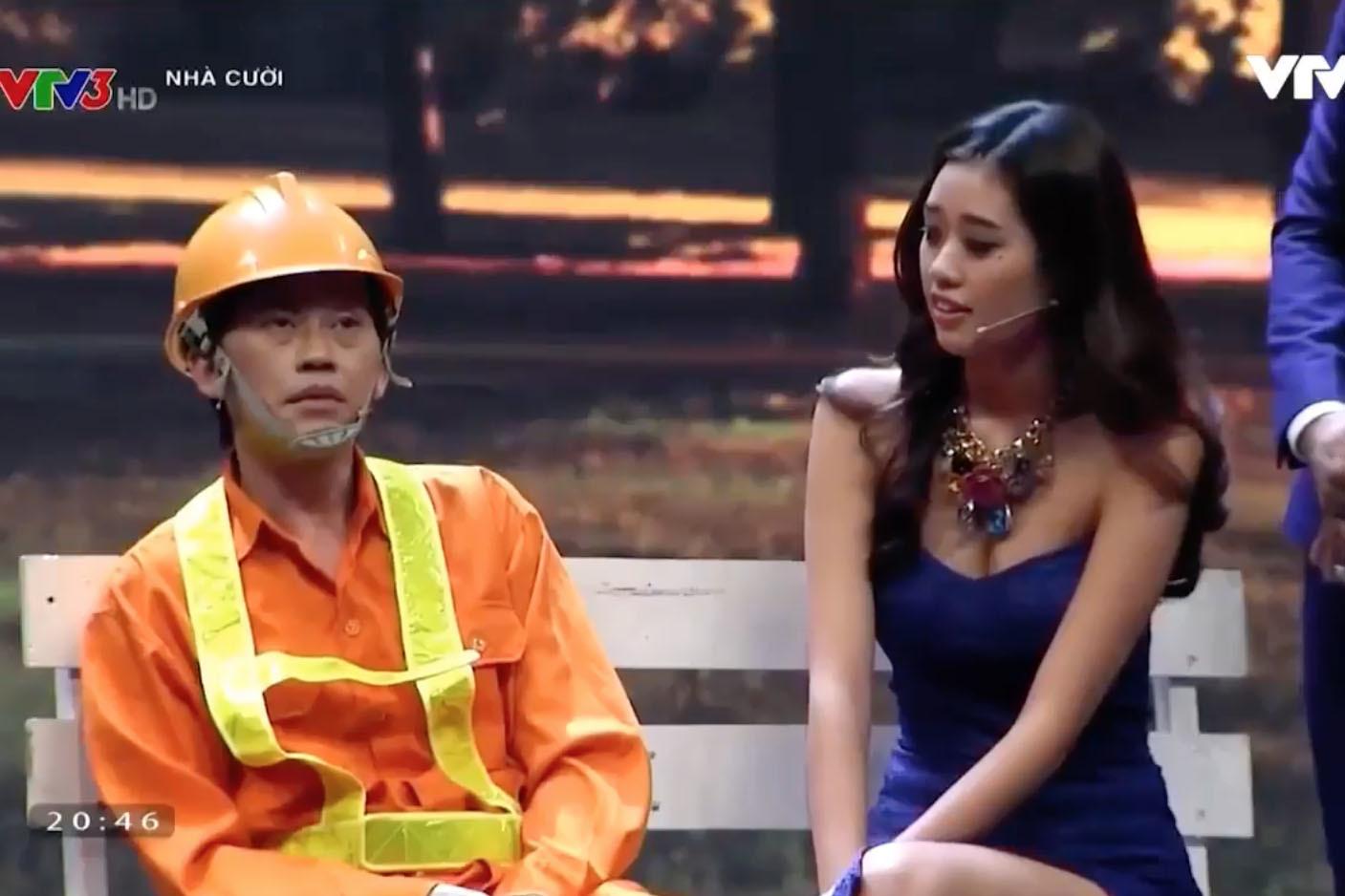 Tân Hoa hậu Khánh Vân giành 20 triệu khi đóng hài cùng Hoài Linh, Xuân Bắc