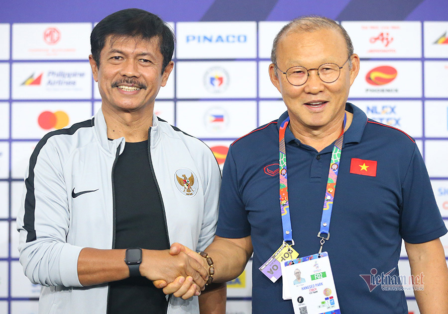 HLV Park Hang Seo: 'U22 Việt Nam làm tất cả để lấy Vàng SEA Games'