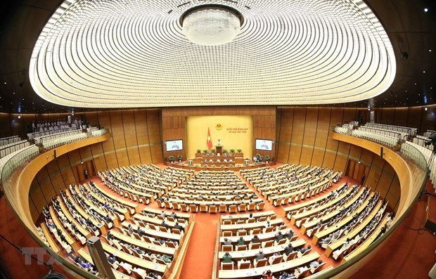 National Assembly issues resolution approving border-related treaties