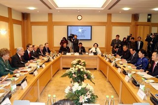 Top legislator meets Chairman of Tatarstan's State Council