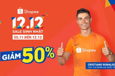 Shopee siêu ưu đãi lớn cuối năm 2019