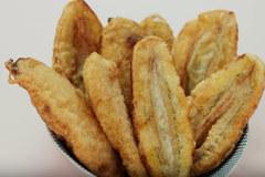 Vietnamese food: Banana pancake