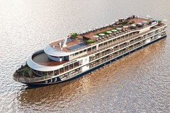 Cruise ship to connect Mekong Delta with Cambodia