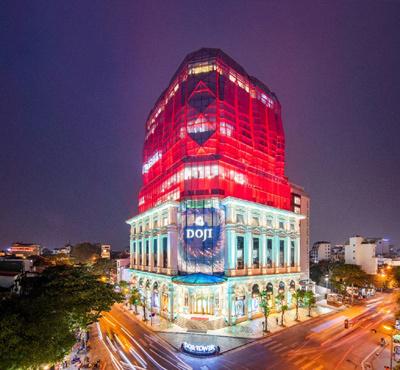 DOJI Tower - điểm đến mới của du lịch Thủ đô