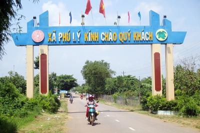 Đồng Nai có thêm 3 xã đạt chuẩn nông thôn mới nâng cao