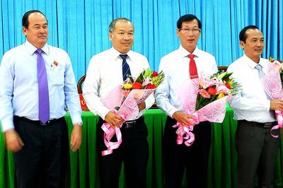Bầu bổ sung 2 Phó chủ tịch UBND tỉnh