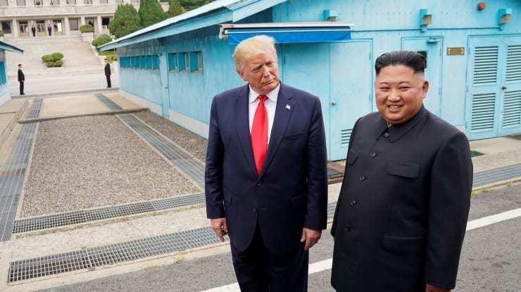 Hé lộ nguyên nhân các cuộc gặp Trump-Kim 'không kết quả'