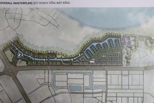 Lộ diện liên doanh rót 4.000 tỷ làm khu đô thị đại lộ Nam sông Mã