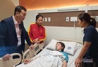 Tuyển thủ nữ Việt Nam nhập viện cấp cứu sau HCV SEA Games