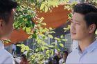 'Hoa hồng trên ngực trái' tập 37, Thái bị Bảo đánh cho lên bờ xuống ruộng