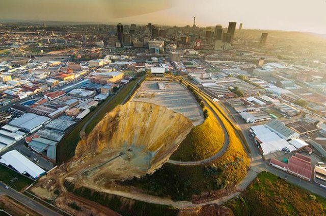 Quốc gia nào là mỏ vàng của thế giới?
