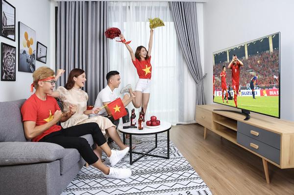 5 tiêu chí chọn TV 4K thưởng thức những trận cầu đỉnh cao
