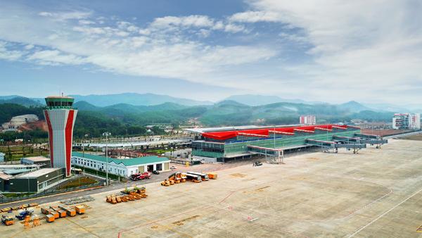 Sân bay mới - 'bệ phóng' cho du lịch Sa Pa