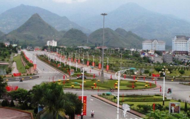Thành phố Lai Châu về đích nông thôn mới