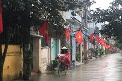 100% số xã của thị xã Sơn Tây đạt chuẩn nông thôn mới