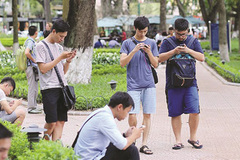 Children face the pitfalls of life online