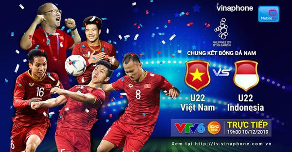 Chung kết U22 Việt Nam vs U22 Indonesia: Lịch sử gọi tên thầy trò Park?