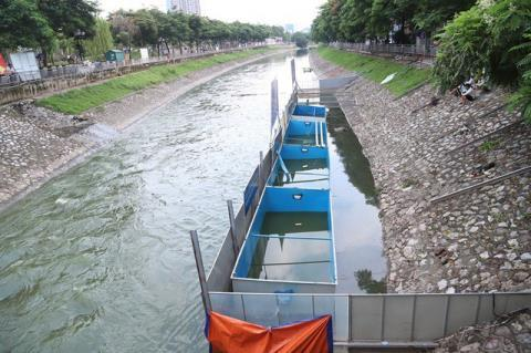 Can To Lich River be cleaned with Japanese technology?