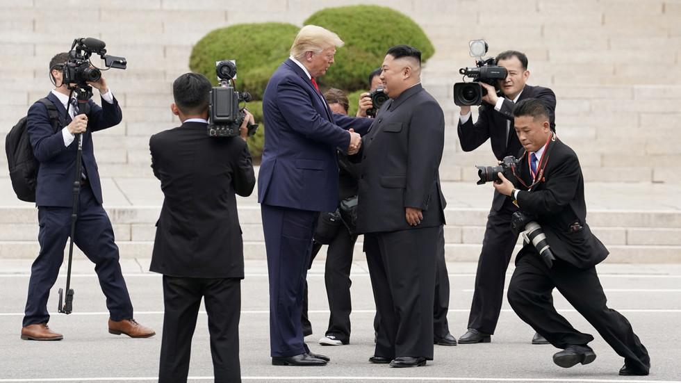 Triều Tiên,Mỹ,Donald Trump,Kim Jong Un,hạt nhân Triều Tiên,đàm phán hạt nhân