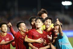 U22 Việt Nam quyết đấu U22 Indonesia: Bay lên, Việt Nam!