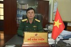 Thiếu tướng Đỗ Văn Thiện giữ chức Chính ủy Tổng cục Hậu cần