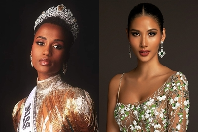 Tân hoa hậu Hoàn vũ chọn Hoàng Thùy đăng quang Miss Universe 2019