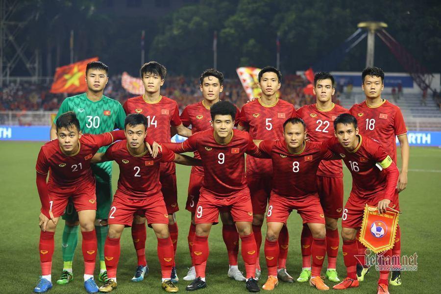 Đội hình ra sân U22 Việt Nam vs U22 Indonesia: Hồ Tấn Tài đá chính