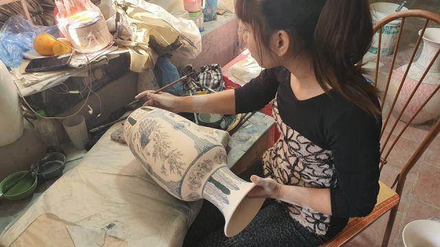 Những nghề không tên cho thu nhập ngàn đô tại làng giàu nhất nhì đất Hà thành