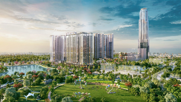 Eco Green Saigon ra mắt căn hộ giữa lòng công viên
