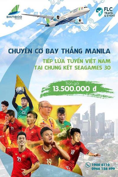 Đội tuyển bóng đá nam, nữ VN có 01 năm bay Bamboo Airways miễn phí