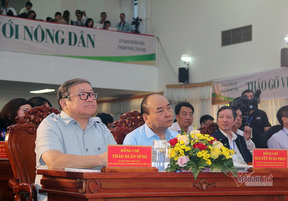 Thủ tướng: Đã đến lúc nông dân cứu mình trước khi đòi hỏi Nhà nước cứu