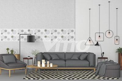 Wall Art - sáng tạo nghệ thuật từ gạch ốp tường
