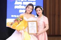 Hot girl Hà thành Thảo Ly giành giải nhất cuộc thi Âm nhạc Mùa Thu 2019