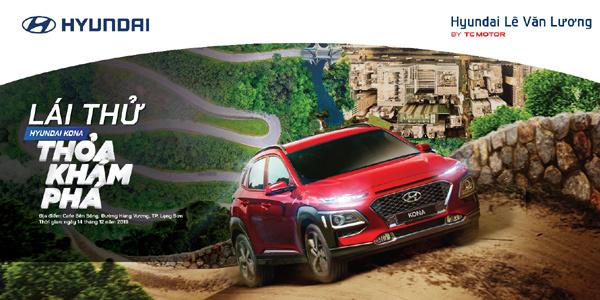 Lái thử và cảm nhận xe Hyundai tại Lạng Sơn