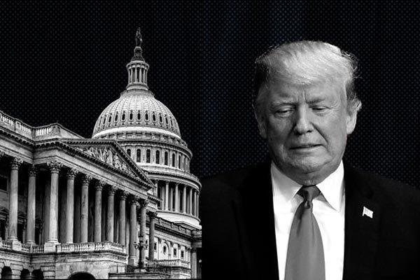 Mỹ,Hạ viện Mỹ,Donald Trump,luận tội tổng thống
