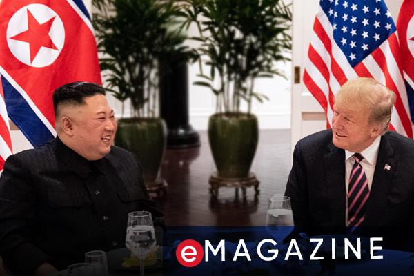 Thượng đỉnh Mỹ - Triều lần 2 tại Việt Nam: Khát vọng hòa bình