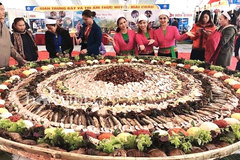 Festival showcases Hoa Binh Province's traditional food and handicrafts