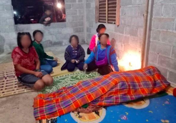 thương tâm,bi kịch,Thái Lan