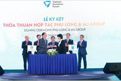 Phú Long và MJ Group hợp tác phát triển chăm sóc sức khoẻ, làm đẹp cao cấp