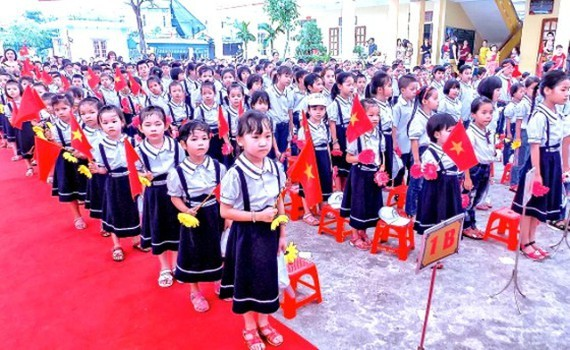 Tuition fee at high-quality public schools in Hanoi risen to US$220 per month