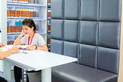 Modern university libraries serve students' learning demand