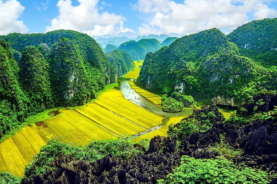 Ninh Bình đăng cai Năm du lịch Quốc gia 2020