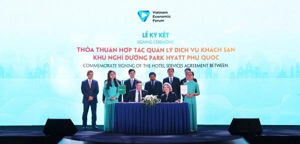 BIM Land hợp tác triển khai dự án Park Hyatt Phu Quoc
