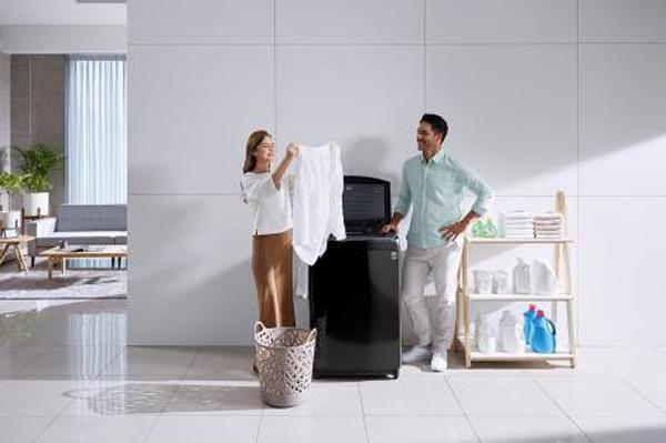 Vì sao LG vươn lên chiếm lĩnh thị trường máy giặt?