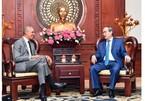 Former U.S. President Barack Obama makes a return visit to Vietnam