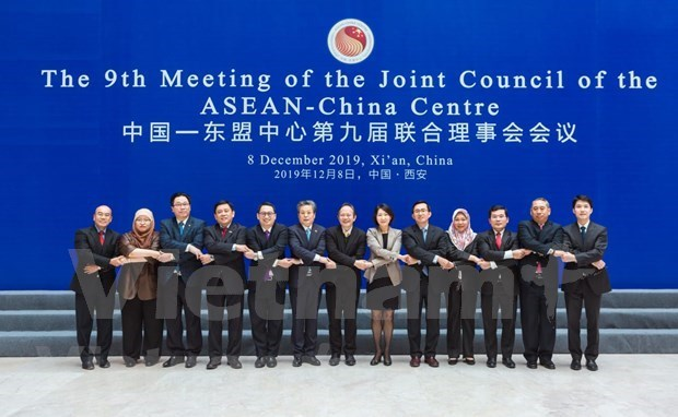 Vietnam attends ASEAN – China Centre Joint Council's meeting