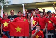 Trực tiếp U22 Việt Nam vs U22 Indonesia: CĐV nhuộm đỏ Rizal Memorial