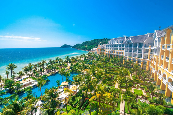 Khách hàng thân thiết của Sun Group nghỉ dưỡng 'sang chảnh' ở Nam Phú Quốc